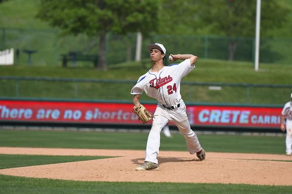 Varsity Baseball vs Gretna-State