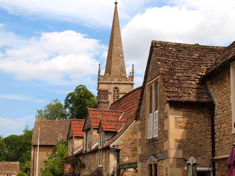 Village of Lacock