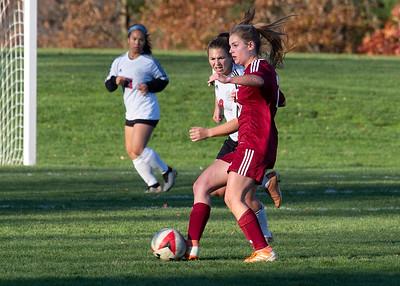11/6/19: Girls' JV Soccer vs Kingswood Oxford