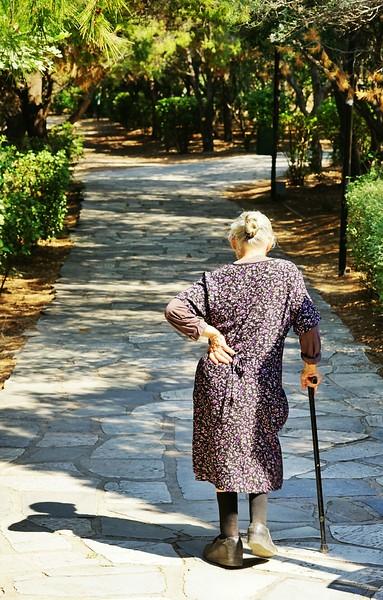 Athens woman