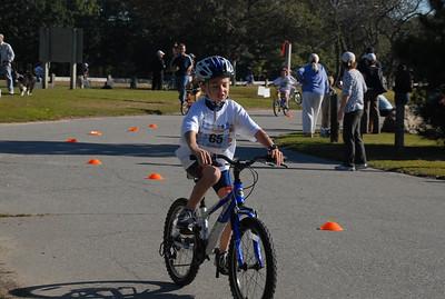 2009 Mighty Kids Triathlon - Bike