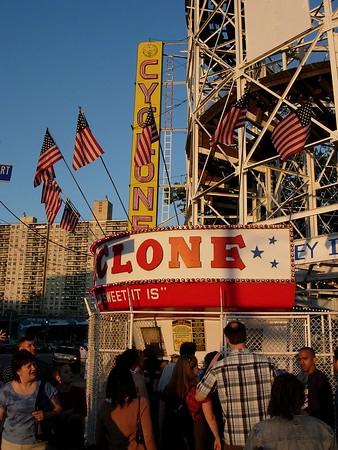 Coney Island Parks