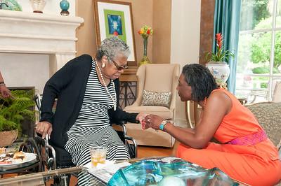 Dr Maya Angelou @ The Webbers 6-29-13 by Jon Strayhorn