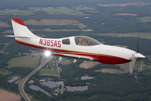 "2005 Lancair ""Legacy"", Norfolk, 29May18"