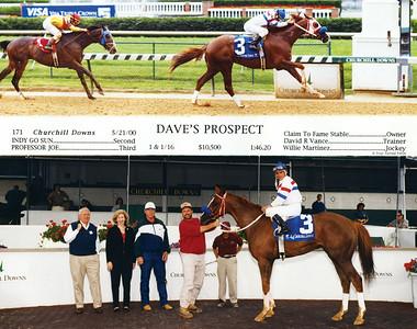 DAVE'S PROSPECT - 5/21/2000