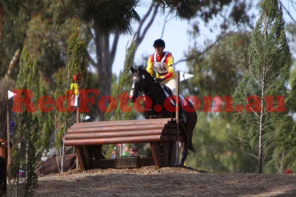 2009 05 03 Narrogin ODE CrossCountry CIC 1 Star