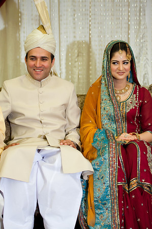 Sahar & Aly - Wedding Reception