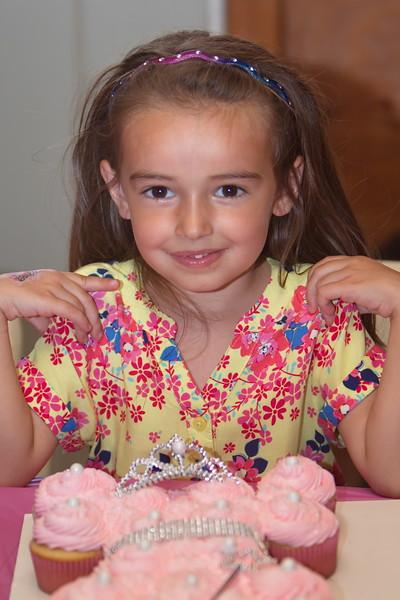 Gianna's 5th Birthday - August 8, 2015