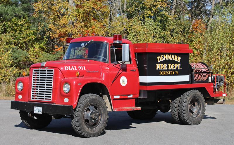 Forestry 76 1964 International / Custom 125 / 400