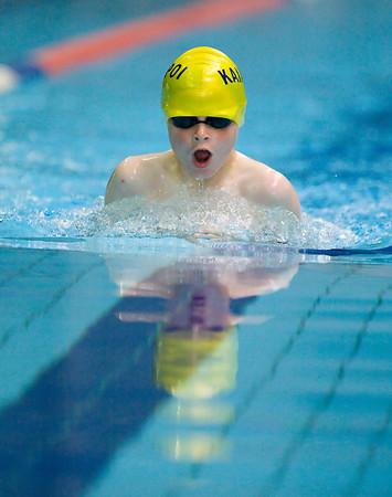 Swimming 2008