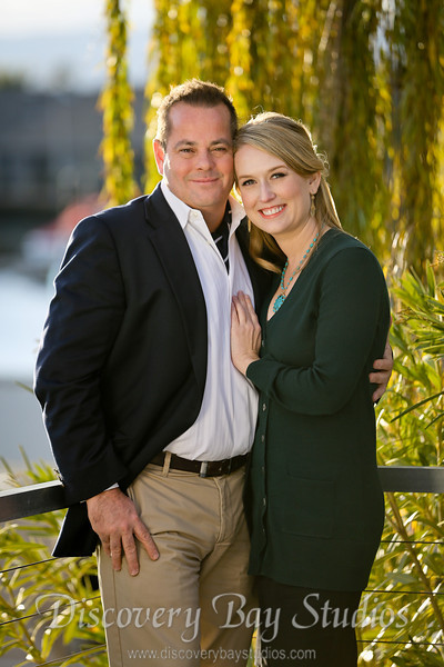 Stephanie & David Save the Date 12-7-2013