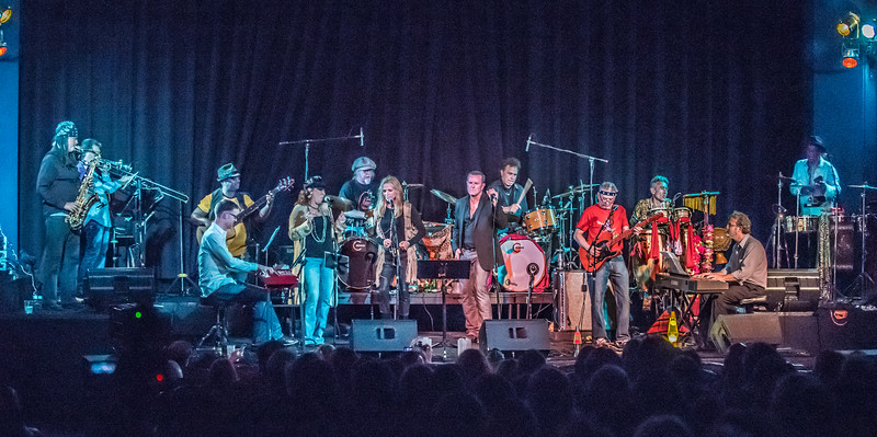 Joe Cocker Tribute-The Parkway Theatre-2015