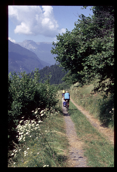 1999 Davos - Bergün - Keschhütte