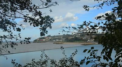 Clevedon pier & Sea front