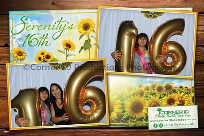 Serenity's 16th