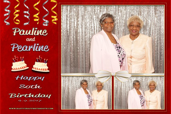 Pauline and Pearline