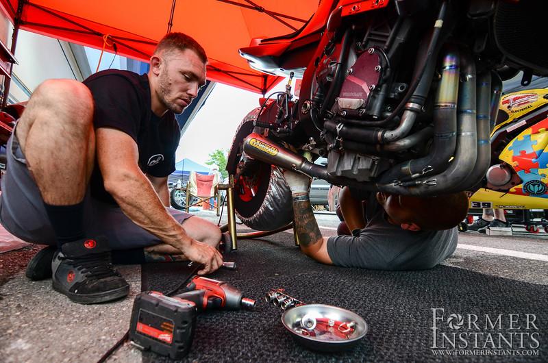 Paddock Mechanics