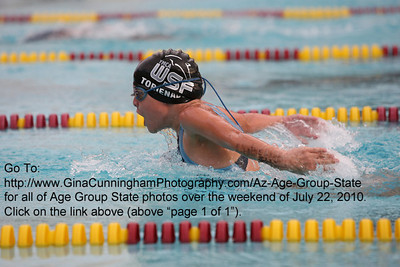 Az Age Group State Championships July 2010 Galleries