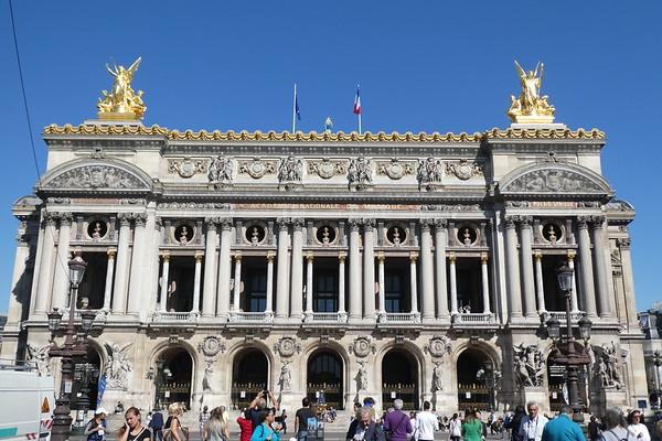 05-Paris Opera and Galleries LaFayette