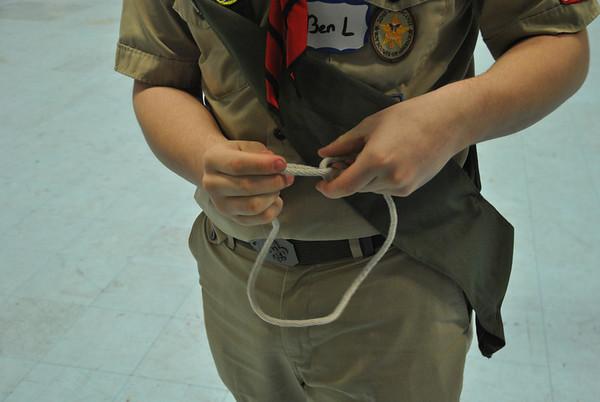 Boy Scout Troop 220 Open House