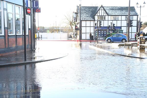 Northwich Floods 2021