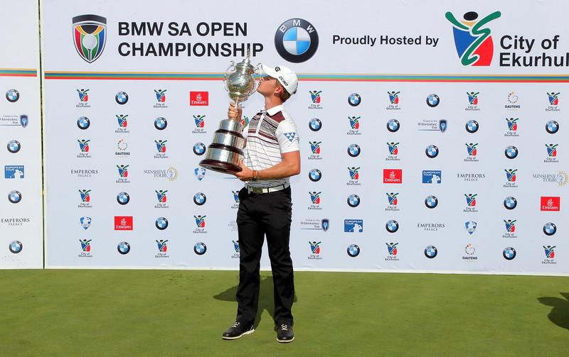 2016 BMW SA Open: Day 4