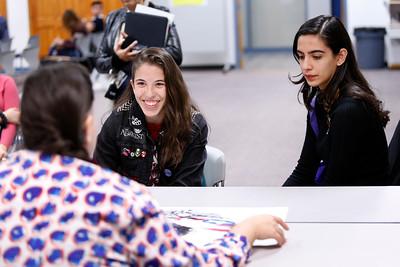 Recruitment fair targets talented EPISD student artists
