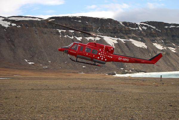 Greenland-Thule Mt Dundas