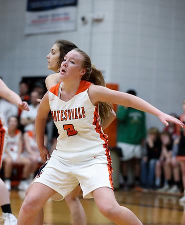 Batesville High School Varsity Girls vs. Southside