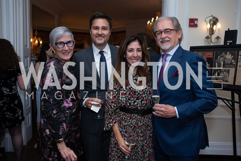 Linda Harper, Jeff Werner, Claudia Werner, Robert Demers