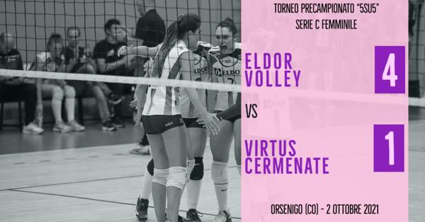 Cf: Eldor - Virtus Cermenate