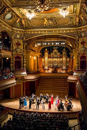 Concert de la Fondation Patino au Victoria Hall
