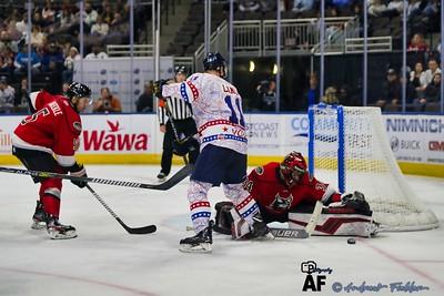 Adirondack Thunder Vs Jacksonville Icemen 02/15/2020