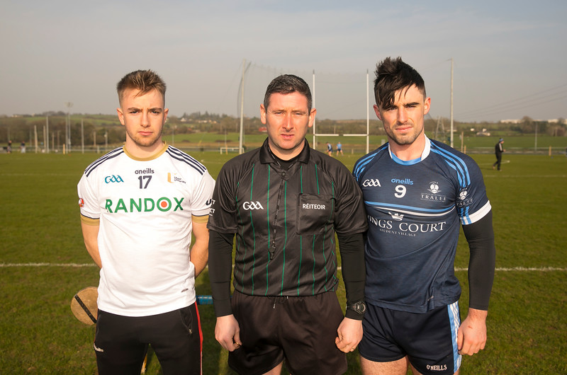 22/02/2019. Electric Ireland Ryan Cup Semi Final IT Tralee V Ulster University. Picture: Patrick Browne
