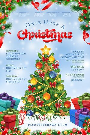 Once Upon A Christmas (2015)