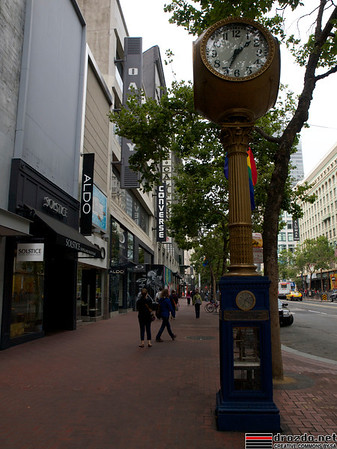 Ulice SF