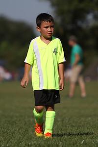Kaotic Kickers Soccer 2012
