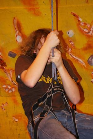 2008 - Rock Climbing