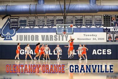 2020 Olentangy Orange at Granville JUNIOR VARSITY (11-24-20)