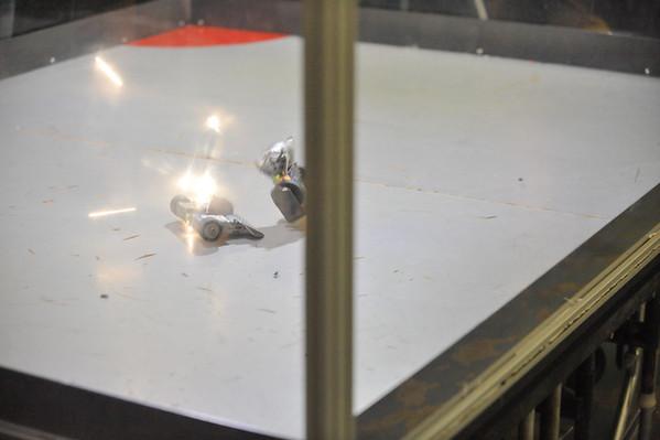 Robot Battles - Sparks