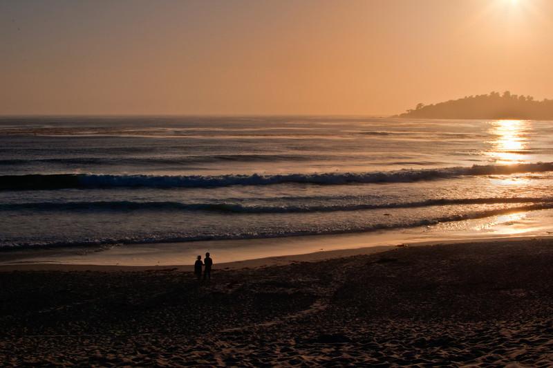 Carmel-by-the-Sea sunset