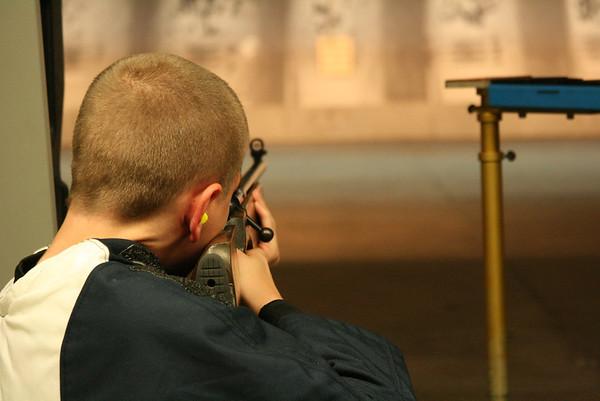 Varsity Rifle vs. Fork Union