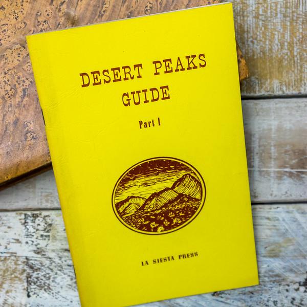 Desert Peaks Guide Part 1