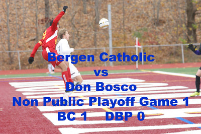 BC vs DBP Playoff Game 1