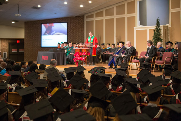 Fall Commencement 2013