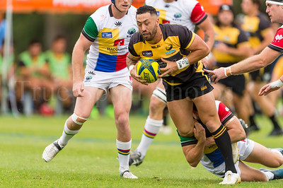 NRC Perth Spirit vs Sydney Rays 21.10.2017