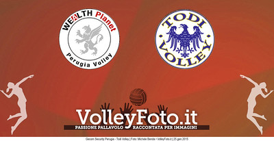 Gecom Security Perugia - Todi Volley