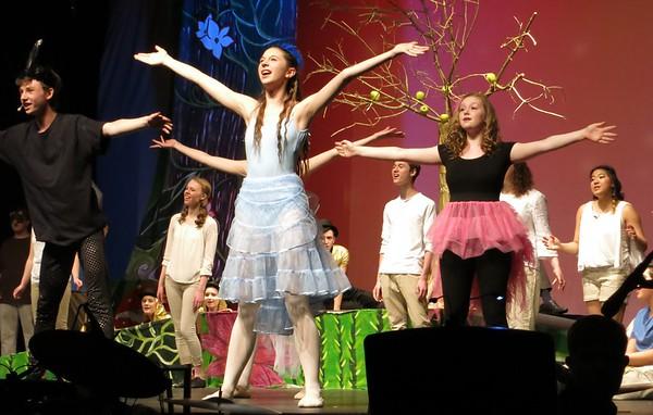 2015 Children of Eden - Sunday Performance