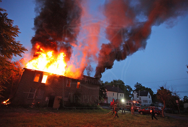 Buffalo, NY - Working Fire - Adams / Beckwith - July 5, 2011