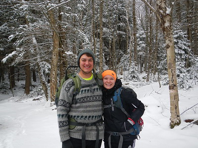 Catskills Winter Hike 2018